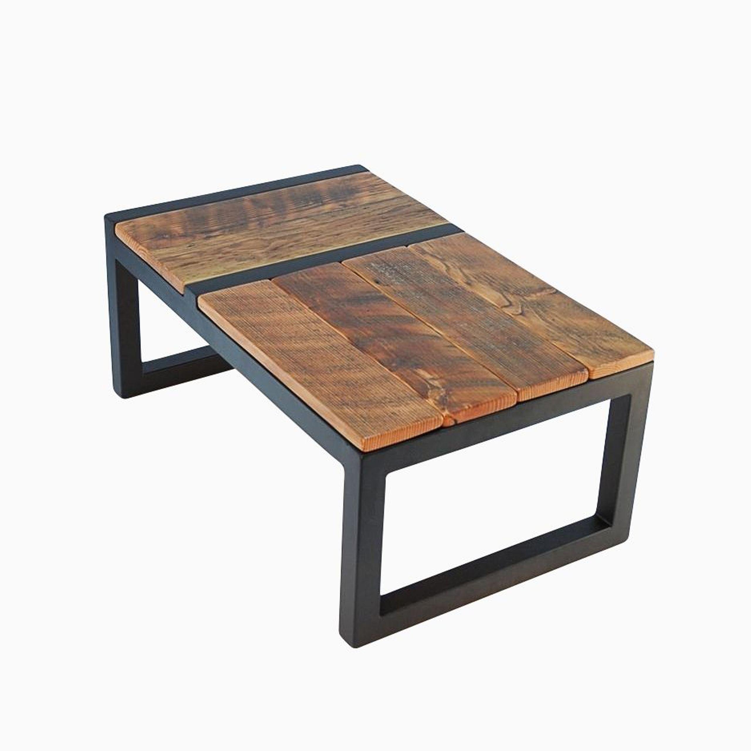Деревянный стол в стиле лофт своими руками 91